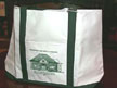 Canvas Tote Bag - THS - Large - Green