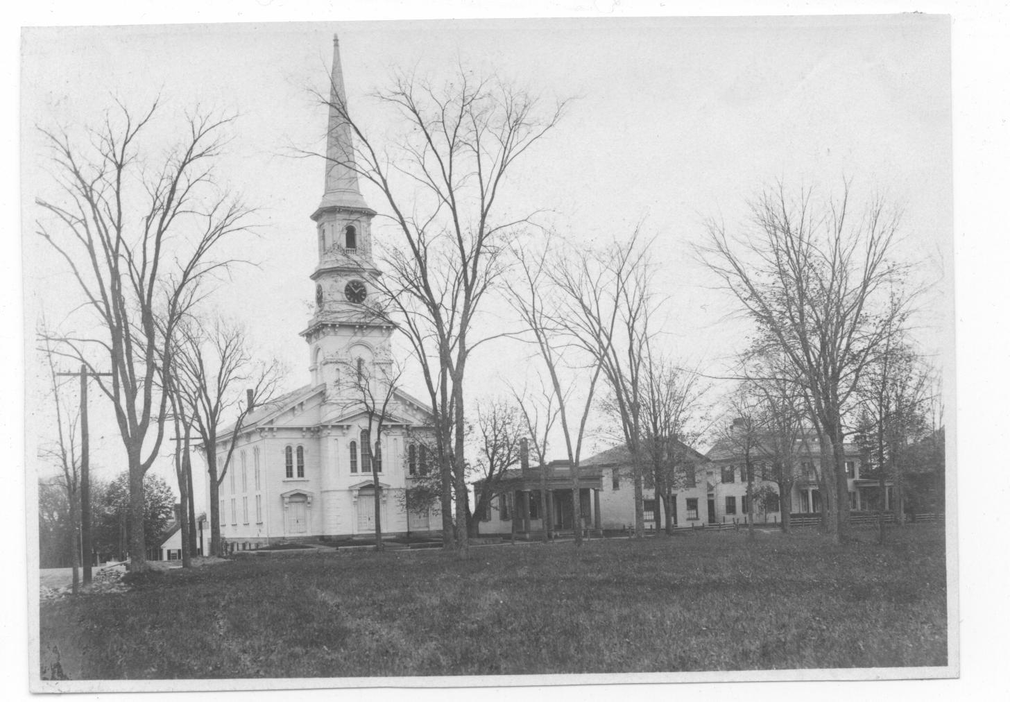 Church bank paine