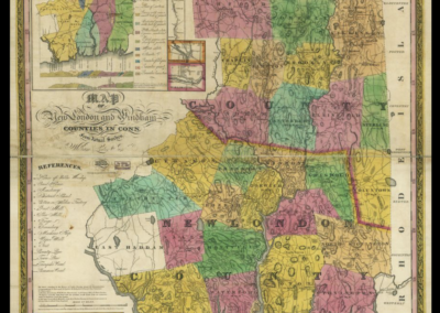 Lester Map of 1832