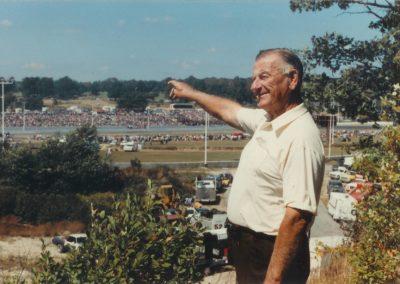 John Hoening - Founder of the Thompson Speedway: