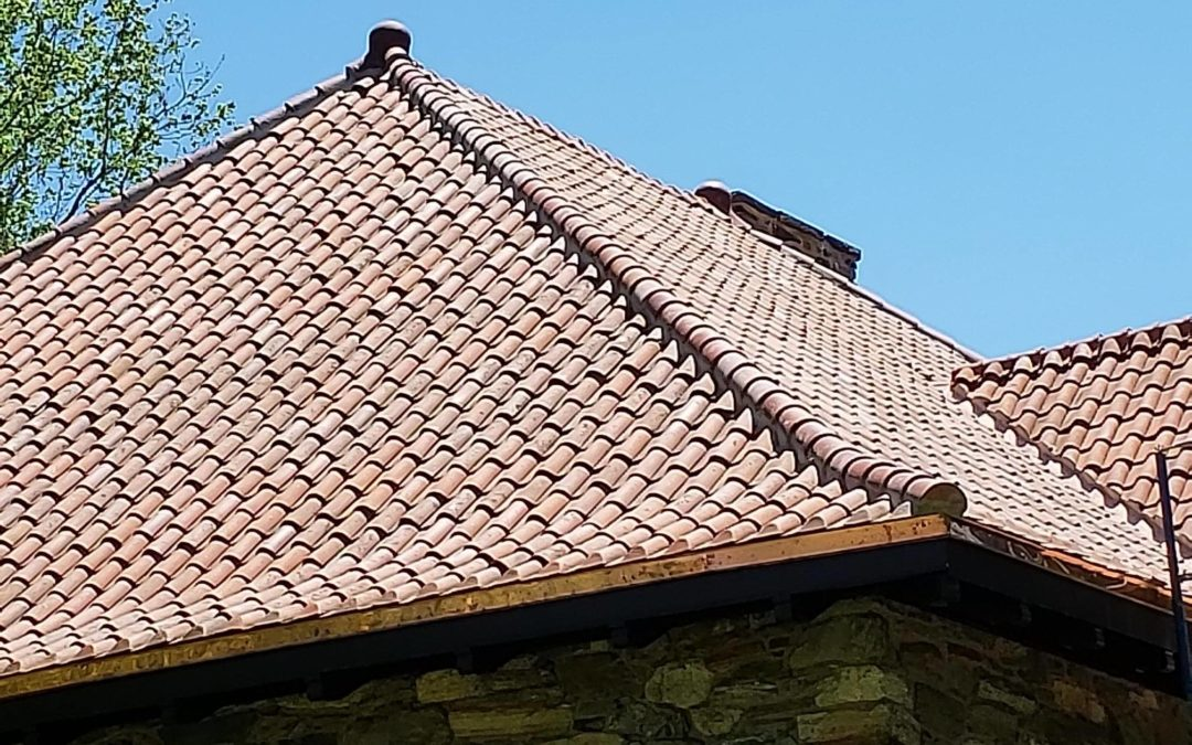 Museum Roof Restoration Completed